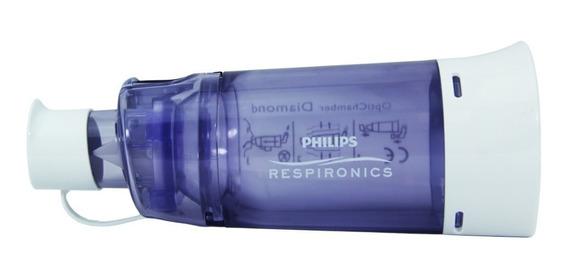 Aereochamber Diamond Philips C/mascarilla.