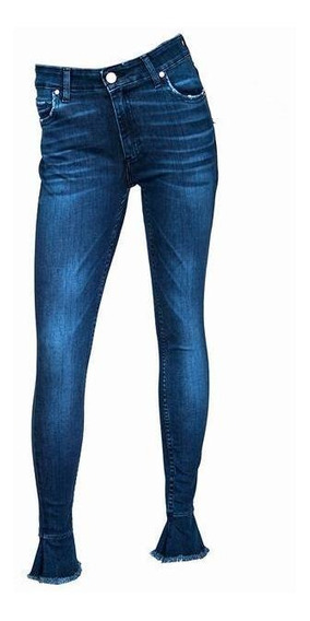 Jean Rusty Hope Ld Mujer Azul Oscuro Rcmdr