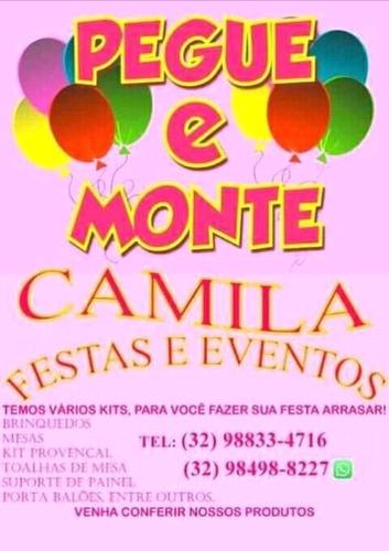 Pegue E Monte Da Camila