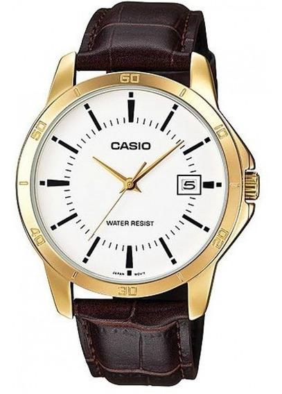 Relógio Casio Masculino Mtp-v004gl-7audf