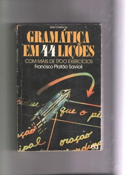 Gramática Em 44 Lições