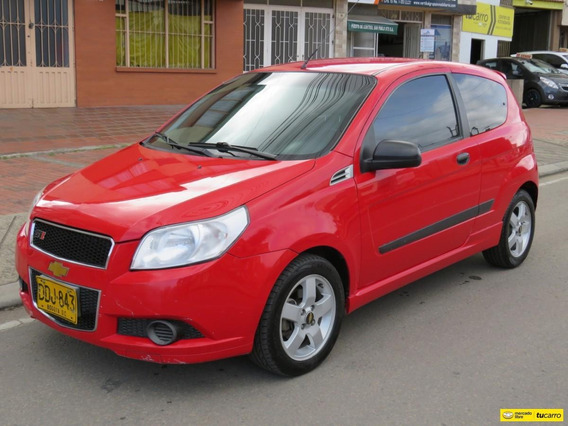 Chevrolet Aveo Emotion 1600cc 3p Mt Aa