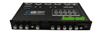 Ecualizador Con Epicentro Carbon Audio 5 Bandas