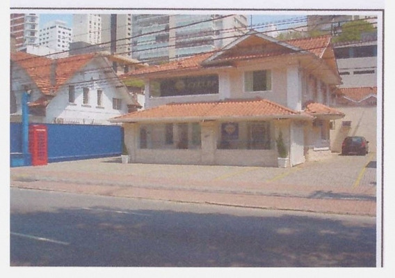 Prédio Comercial Avenida Pacaembu - Sh1204