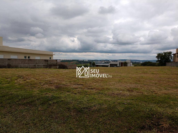 Terreno À Venda, 1000 M² Por R$ 260.000,00 - Condomínio Parque Ytu Xapada - Itu/sp - Te0904