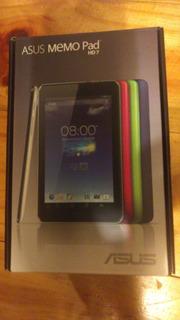 Tablet Asus Memo Pad Hd 7 Quad-core, 16gb Leer Detalles