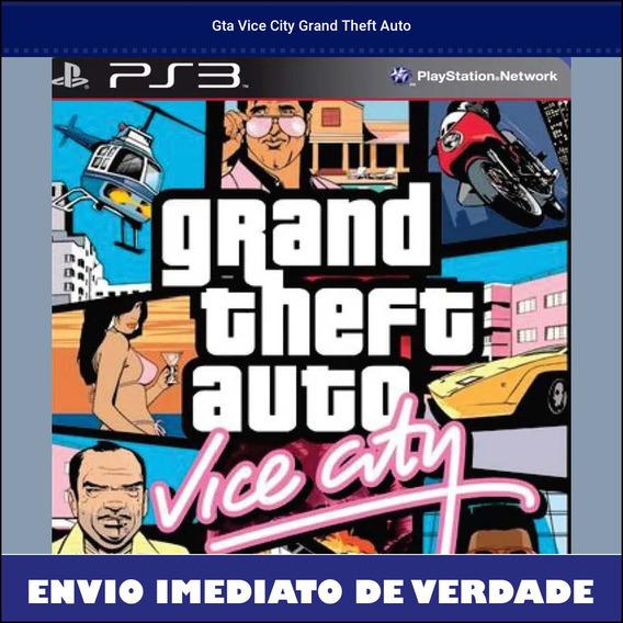 Gta Vice City Grand Theft Auto Digital Envio Imediato