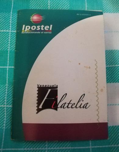 Imagen 1 de 7 de Estampilla Postal De Ipostel Del 15 De Mayo De 2009
