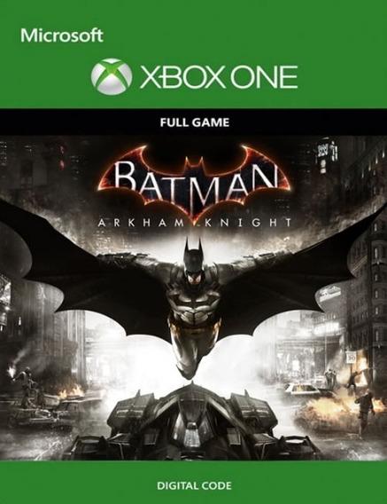 Batman: Arkham Knight Xbox One - Código 25 Dígitos