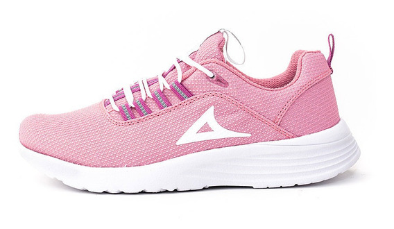 Tenis Running Pirma Dama Modelo 248 Rosa