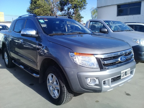 Ford Ranger D/c.3.2-4x4.at.limited.2013