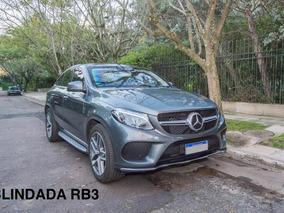 Blindada Rb3 Mercedes Benz Gle400 Sport 4matic 333cv