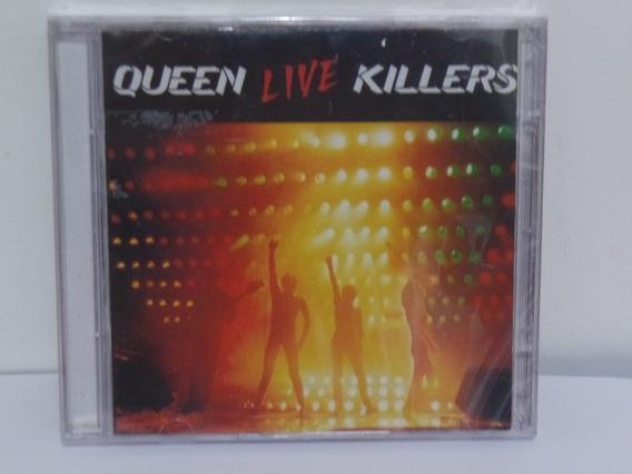 Cd Queen Live Killers (duplo) Importado Usa Novo Lacrado
