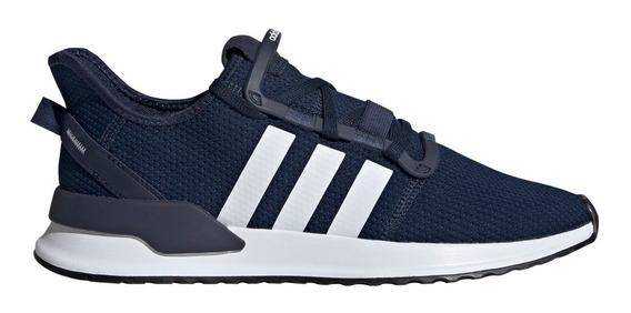 Zapatillas adidas U-path Run Azu/bla De Hombre