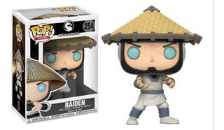 Funko Pop Raiden Mortal Kombat