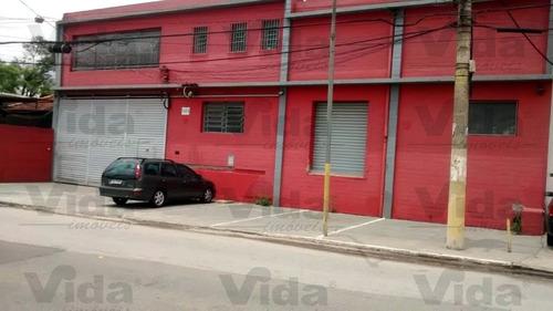 Imagem 1 de 13 de Galpão Para Aluguel, 149.99m² - 35412