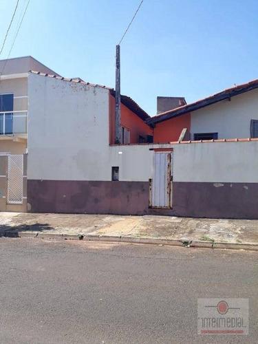 Imagem 1 de 13 de Casa Com 1 Dormitório Para Alugar, 48 M² Por R$ 690,00/mês - Parque Residencial Esplanada - Boituva/sp - Ca2288