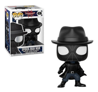 Funko Pop Spiderman Noir 406 Nuevo Original Stock