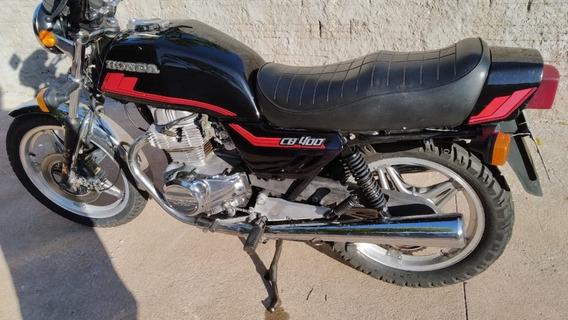 Honda Cb 400 82