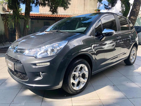 Citroën C3 1.6 Vti 16v Exclusive Flex Aut. 5p 2017/2018
