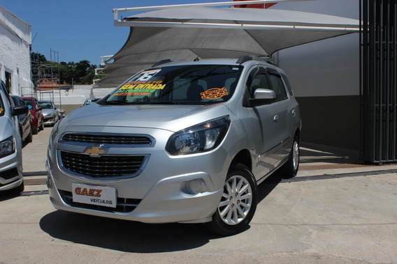 Chevrolet Spin Lt 1.8 Aut. 5 Lugares