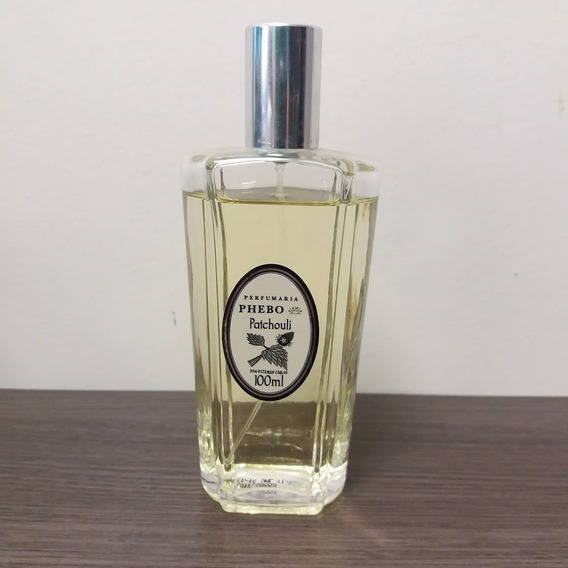 Perfume Phebo Granado Patchouli Unissex Edp 90/100ml