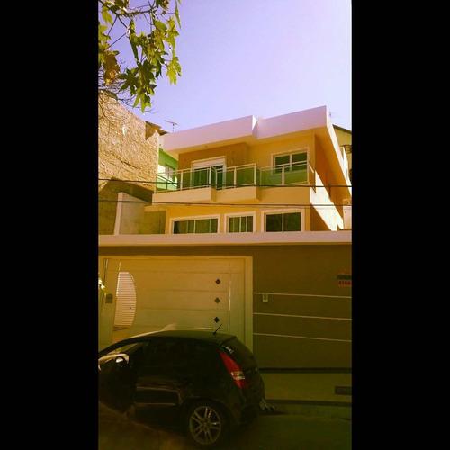 Imagem 1 de 16 de Casa Com 3 Dorms, Parque Fernão Dias, Santana De Parnaíba - R$ 550.000,00, 270m² - Codigo: 143400 - V143400