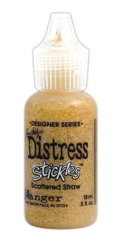 Imagem 1 de 1 de Tim Holtz - Distress Stickles Glitter Glue - Scattered Straw