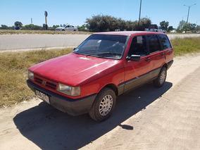 Fiat Elba 1600.