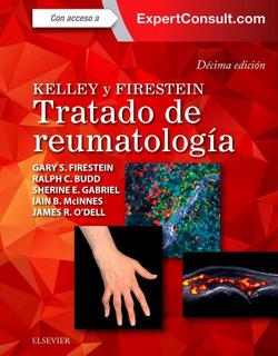 Firestein - Tratado De Reumatología - 2 Tomos - 10° Edición