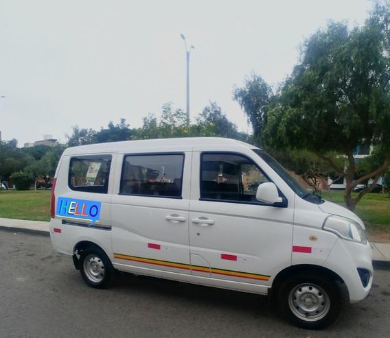 Changan Van Minivan Seminuev Multiproposito