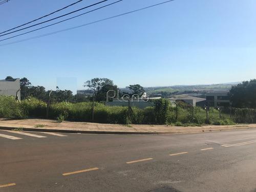 Terreno À Venda Em Parque Rural Fazenda Santa Cândida - Te024106