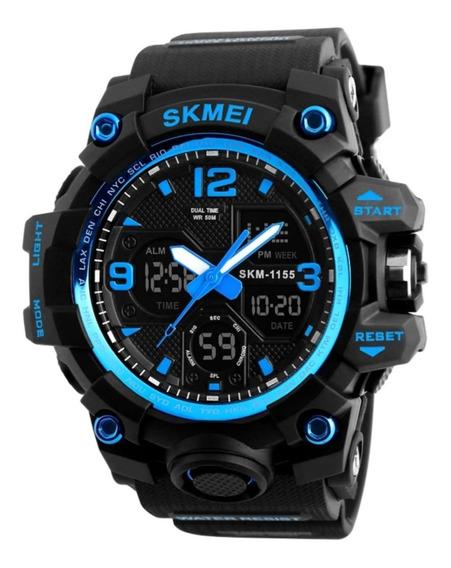 Relógio Masculino Esportivo Skmei 1155b