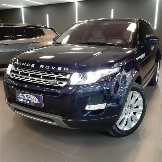 Land Rover Range Rover Evoque Evoque 2.0 Prestige 4wd 16v Ga
