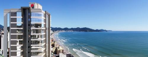 Imagem 1 de 15 de Ref: 37 - Apartamento Quadra Mar 4 Suites Em Meia Praia - V-amd37