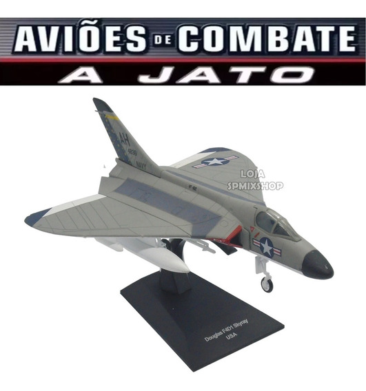 Aviao Combate Jato Douglas F4d-1 Skyray (usa) 1/72