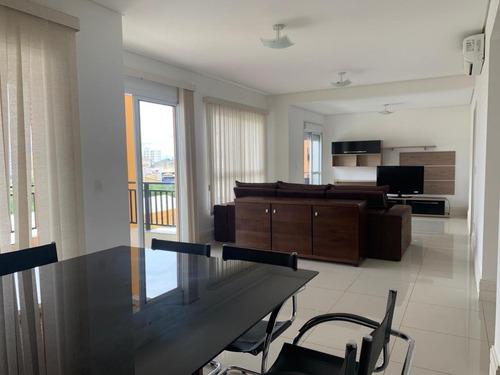 Apartamento Para Locação Em Taubaté, Loteamento Residencial E Comercial Bosque Flamboyant, 3 Dormitórios, 3 Suítes, 2 Banheiros, 3 Vagas - Ap0382_1-1420431