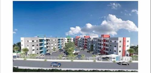 Apartamentos En Plano En El Condado