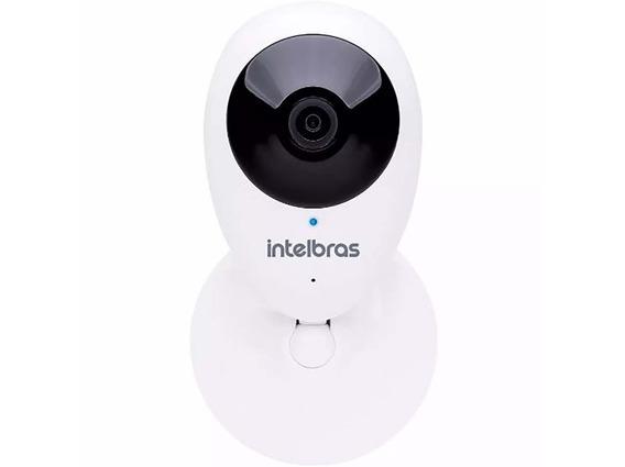 Câmera Intelbras Segurança Mibo Wifi Hd 720p Ic3 Micro-sd