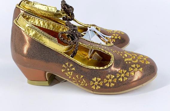 Sapato Princesa Elena Avalor Original Loja Disney P/entrega