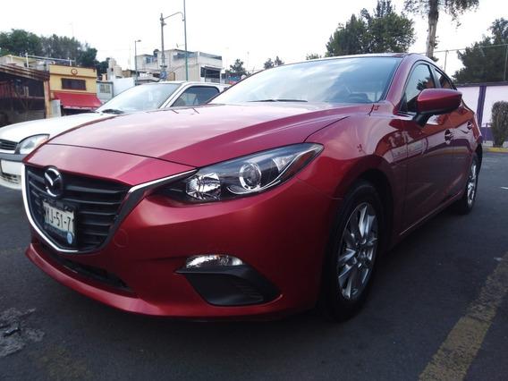 Mazda 3 Itouring 2016 Sedan 2.0 Std