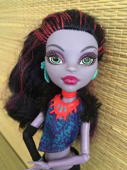 Boneca Monster High - Jane Boolittle - Ano 2008