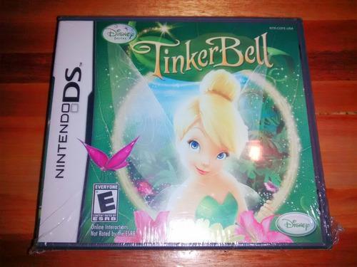 Imagen 1 de 3 de Disney's Tinker Bell Para Nintendo Ds, Sellado!