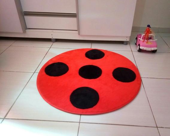 Tapete Infantil Ladybug