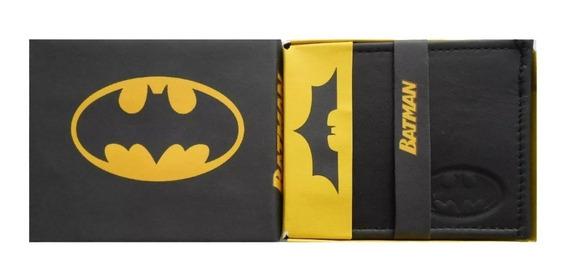 Cartera Piel Super Héroes Batman
