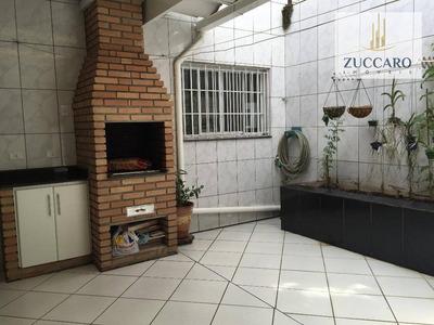 Sobrado Residencial À Venda, Jardim Monte Carmelo, Guarulhos. - So2475