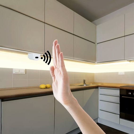 Lâmpada De Decoração Com Sensor Automático