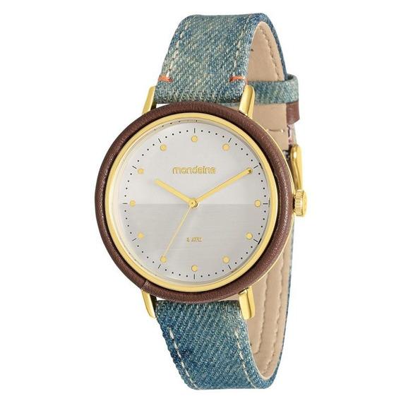 Relógio Mondaine Feminino - 89006lpmvdh1