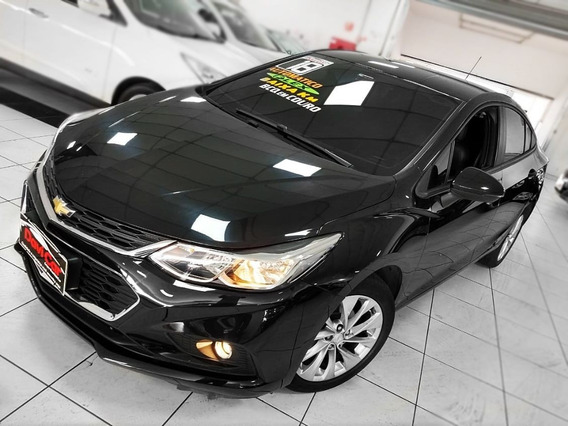 Chevrolet Cruze 1.4 Turbo Lt 2018 Top!