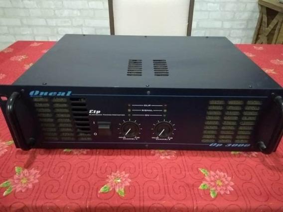 Amplificador De Potencia Oneal Op 3000